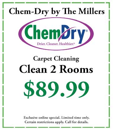Chem-Dry by the Millers - New Bruanfels. The BEST carpet cleaner in the Greater Austin ...
